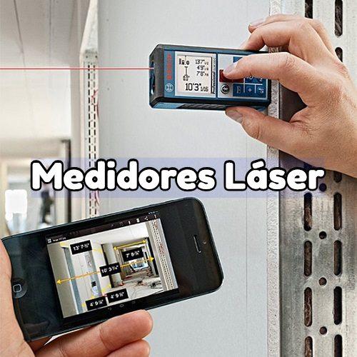 medidores laser