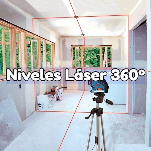 nivel laser 360 grados