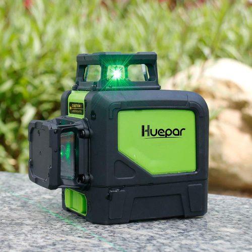 nivel laser autonivelante huepar