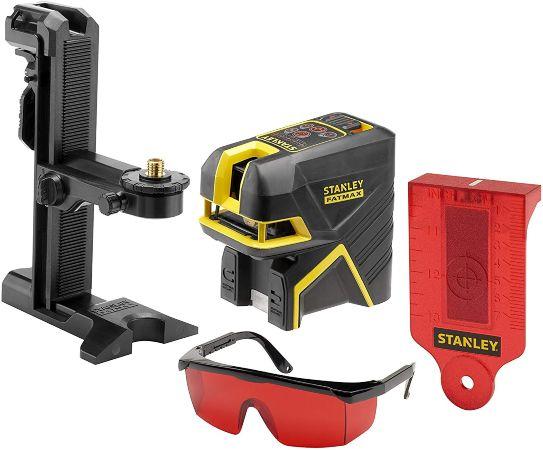 nivel laser stanley