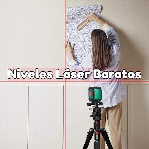 nivel laser barato