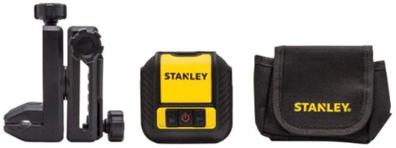 niveles laser stanley