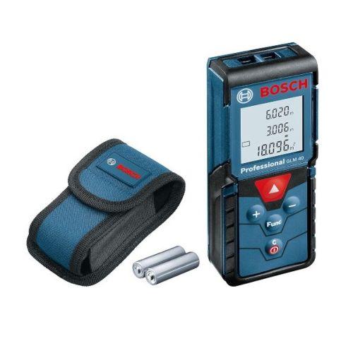 medidor láser Bosch GLM 40