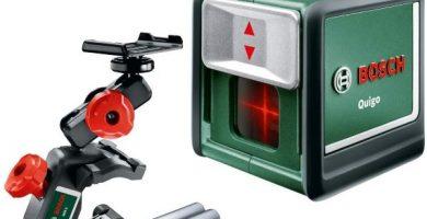 nivel laser bosch quigo 3