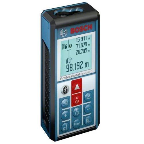 medidor laser bosch glm 100 c