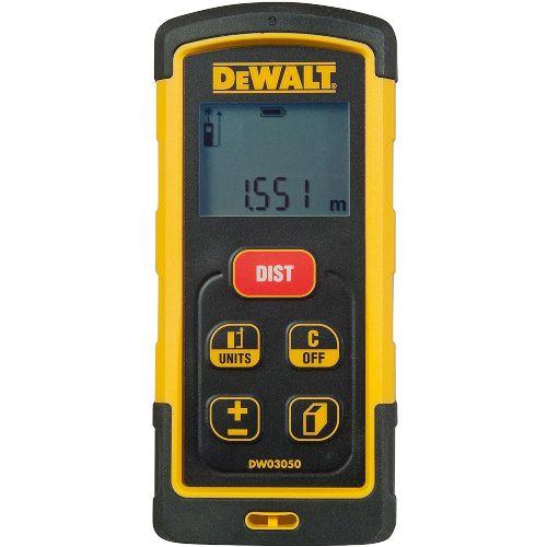 medidor laser dewalt dw03050