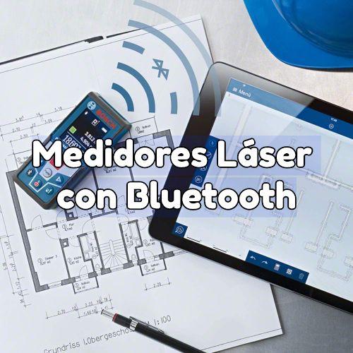 medidores laser con bluetooth