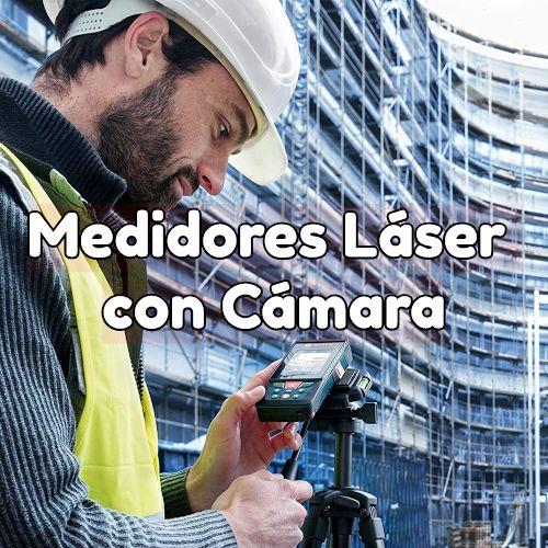medidores laser con camara