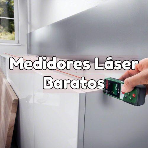 mejores medidores laser baratos