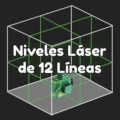nivel laser 12 lineas