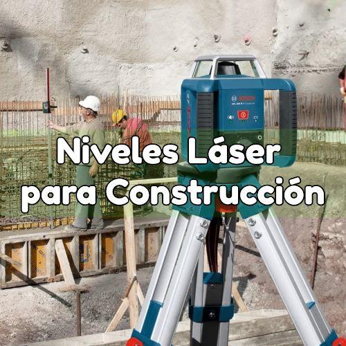niveles laser para construccion