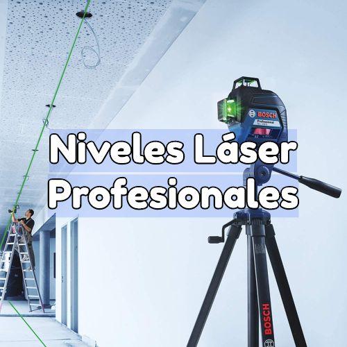 niveles laser profesionales