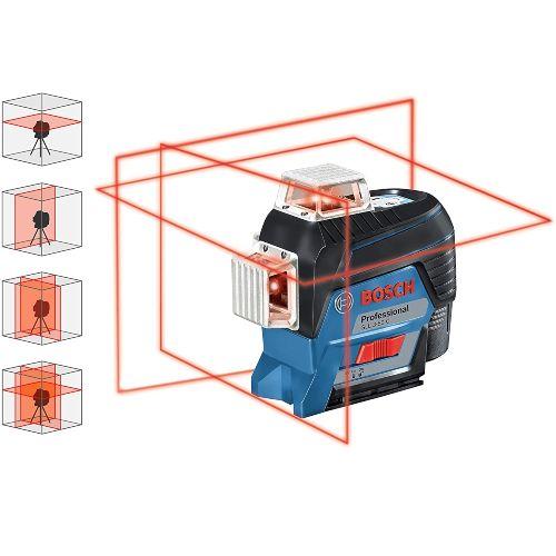 nivel laser bosch gll 3-80 c
