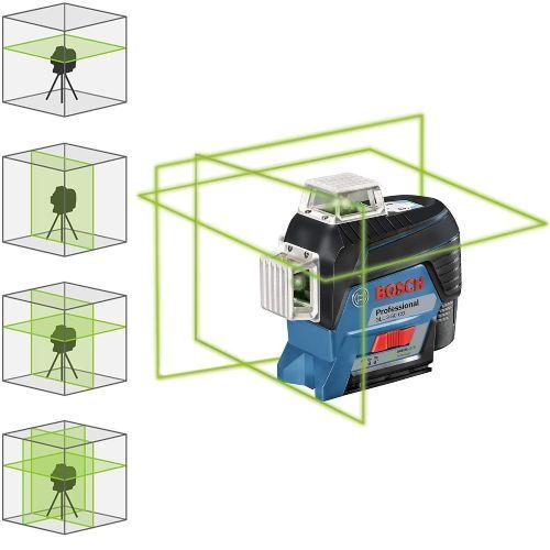 nivel laser bosch gll 3-80 cg